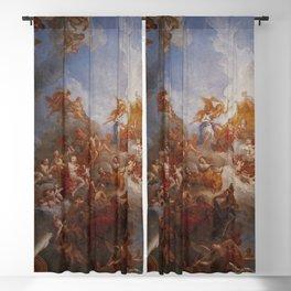 Renaissance Art Blackout Curtain