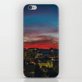 Seattle Sunset iPhone Skin