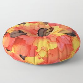 Abstract 42 Floor Pillow