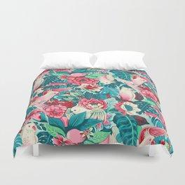 Florida Tapestry - daytime version Duvet Cover