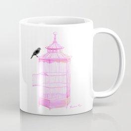 Brooke Figer - PRETTY smart BIRD Coffee Mug