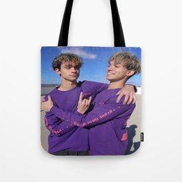 Dobre Twins Tote Bag