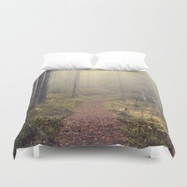 Norwegian Woods Duvet Cover