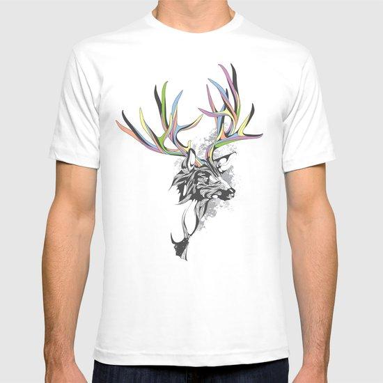 White-Tailed Deer T-shirt