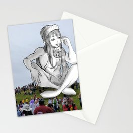 Melancholy Hill Stationery Cards