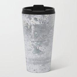 Concrete Stone Design Pattern Travel Mug