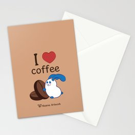 Ernest   Love coffe Stationery Cards