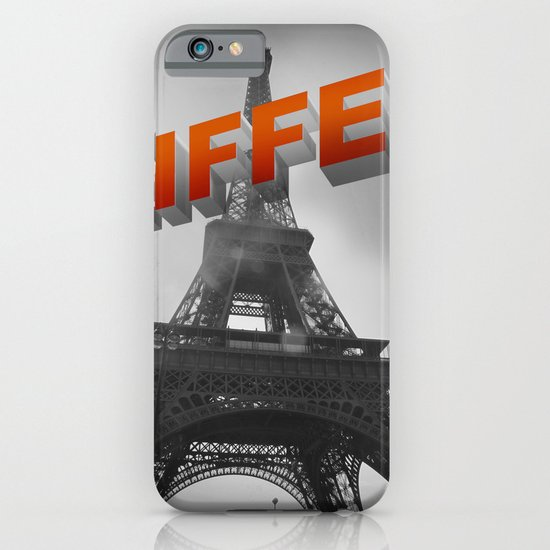 Eiffel iPhone & iPod Case