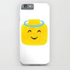 Emoji Minifigure Angel Devil Slim Case iPhone 6s