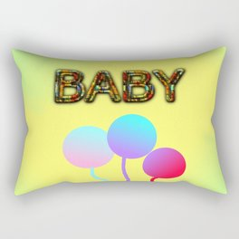 Baby Rectangular Pillow