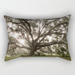 The Majestic Live Oak Rectangular Pillow