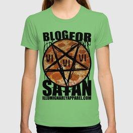 BLOG FOR SATAN T-shirt