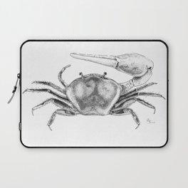 Fiddler Crab Laptop Sleeve