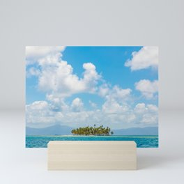 Paradise Island Mini Art Print