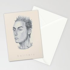 Solitary Stationery Cards