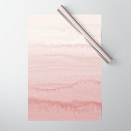 WITHIN THE TIDES - BALLERINA BLUSH Wrapping Paper