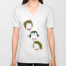 Three Jokers Unisex V-Neck