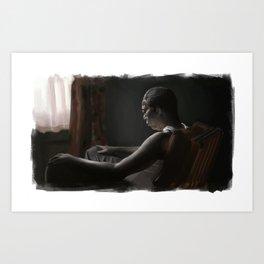 Freeman Art Print