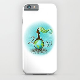 Mother Earth 2020 iPhone Case