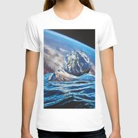 planets T-shirts featuring Planets by John Turck