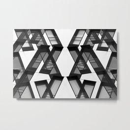 Duplex II Metal Print