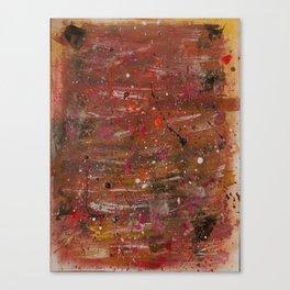 Rustic Splash Canvas Print