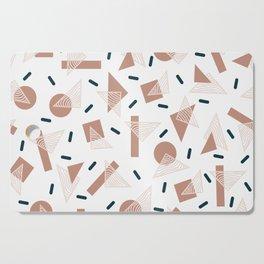 Riv Terracotta Mug Cutting Board