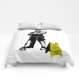 Every day heroes - Mop Champion Comforters