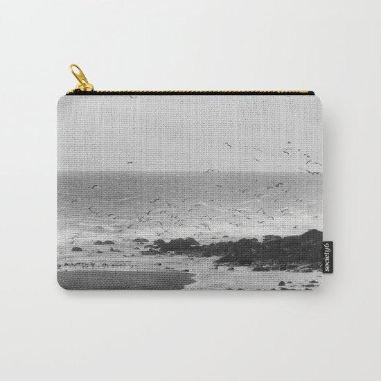 Beach, Calais, France. Carry-All Pouch