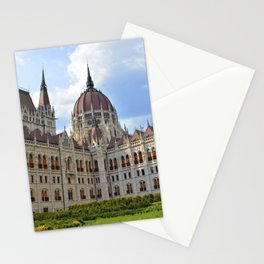 The Hungarian Parliament Building - Fine Art Travel Photography Stationery Cards