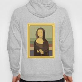 Mona Lisa in 2018 Hoody