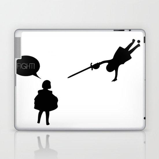 Fight! Laptop & iPad Skin