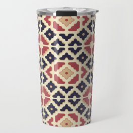 Midcentury Pattern 10 Travel Mug
