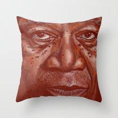 free-man part 2 Throw Pillow
