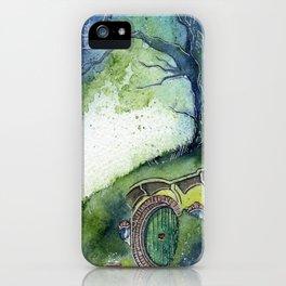 Oak Tree Fireflies iPhone Case
