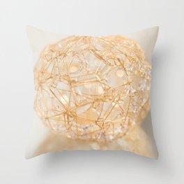 Soft Sphere Throw Pillow