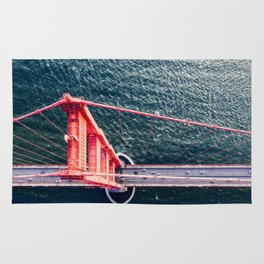 Red Bridge Rug