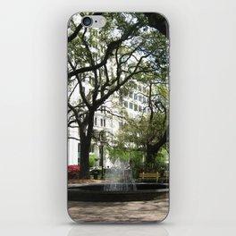Savannah Square iPhone Skin