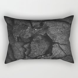 Broken Metallic Rectangular Pillow