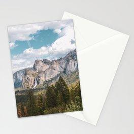 Majestic Yosemite Stationery Cards