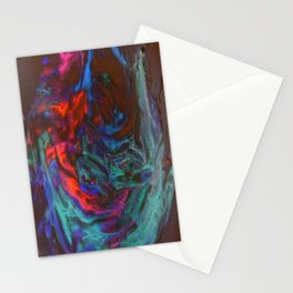 Whipped Cream Stationery Cards