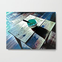 Timeless Colour Metal Print