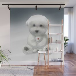 Cuddle Time Wall Mural