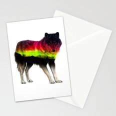 North Wolf Stationery Cards