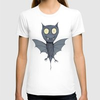 bat T-shirts featuring Bat by Bwiselizzy