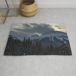 Rocky Mountains Two Rug