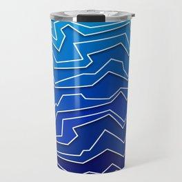 Polynoise Deep Layer Travel Mug