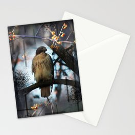 A Hawks Dream Stationery Cards