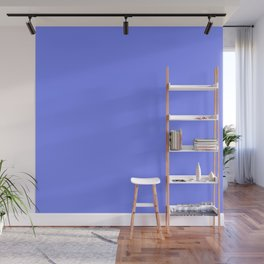 Periwinkle Blue Wall Mural