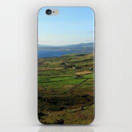 Along The Kerry Way, Ireland iPhone Skin